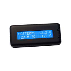 Yacht Devices, artnr: YDTD-20N, NMEA 2000 textdisplay.